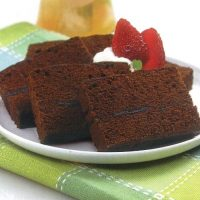 Resep Brownies Kukus Kentang