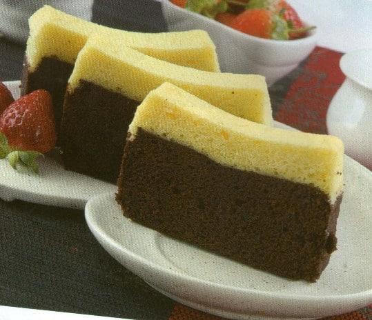 Resep Brownies Kukus Keju Coklat
