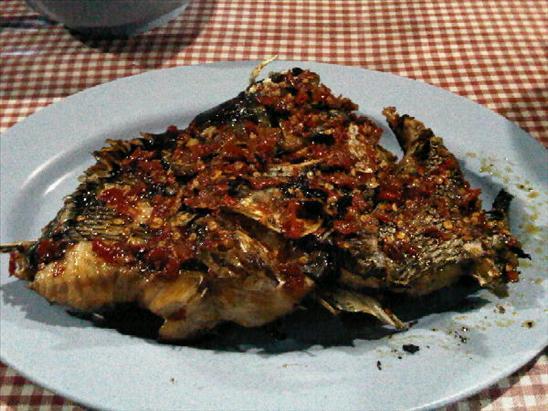 Resep Bakar Ikan Rica-Rica