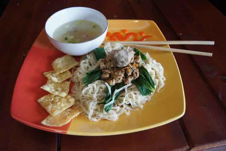 Resep Bakmi Ayam