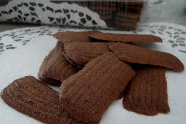 Resep Membuat Kue Kering Lidah Coklat