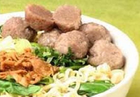 Resep Masakan Berkuah Bakso Sapi Goyang Lidah