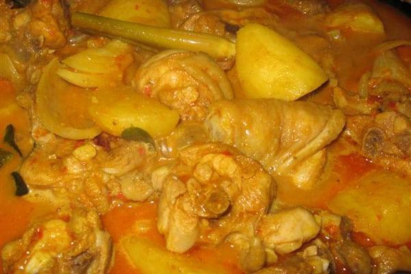 Resep Kari Ayam Spesial