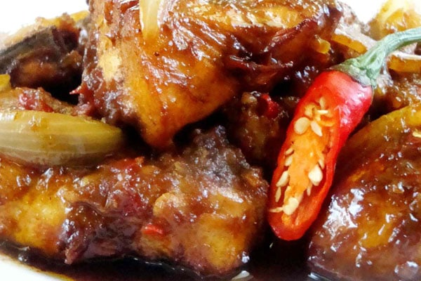 Resep Kecap Ayam